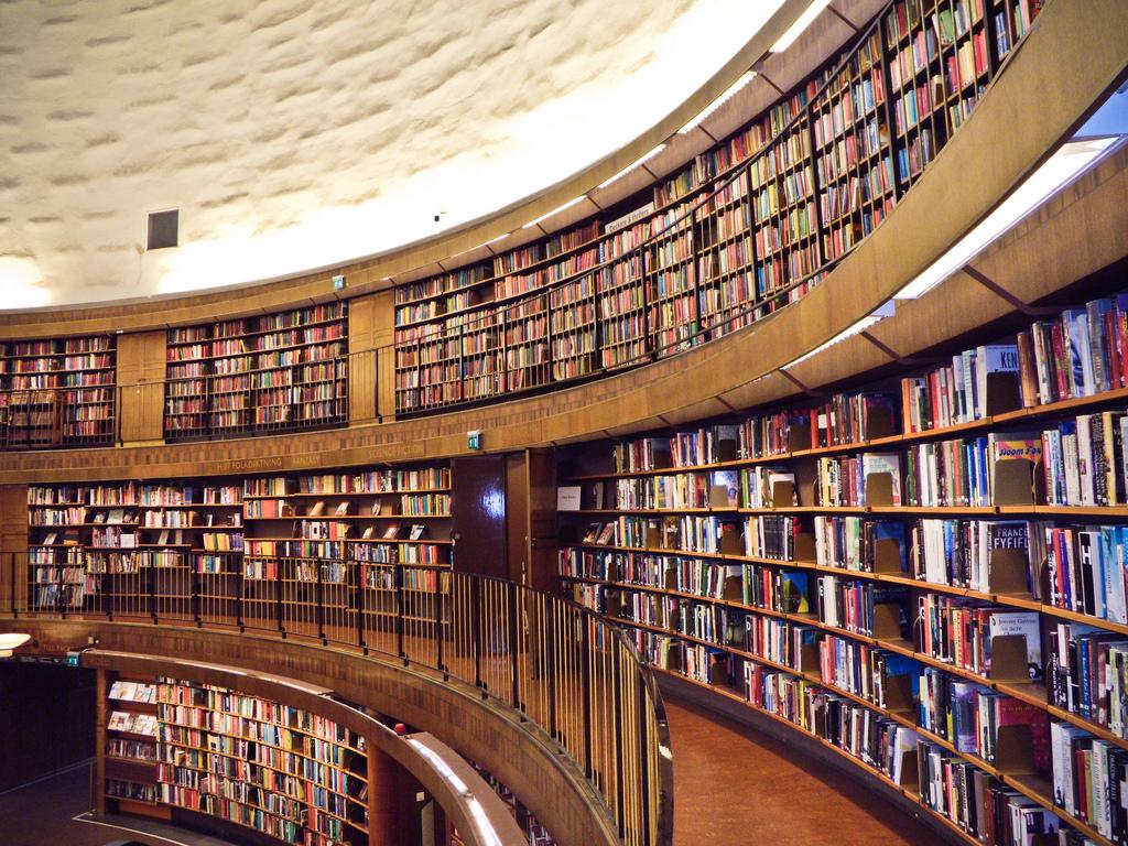 In Der Bibliothek Oder Zu Hause Lernen Was Ist Besser