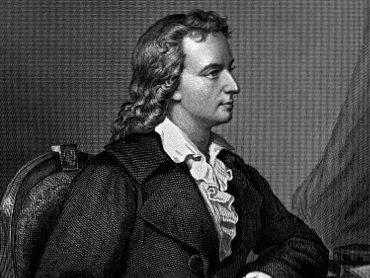 Wer war Friedrich Schiller?
