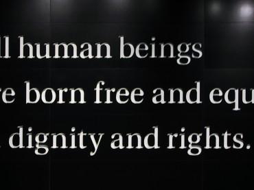 Der Internationale Tag der Menschenrechte