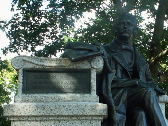 Wer war Theodor Fontane?
