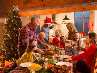 Plumpudding und Knallbonbons – Weihnachten in Großbritannien