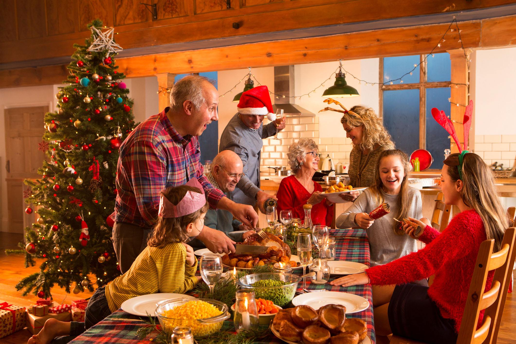Tipps Für Weihnachtsessen.Weihnachten In Großbritannien