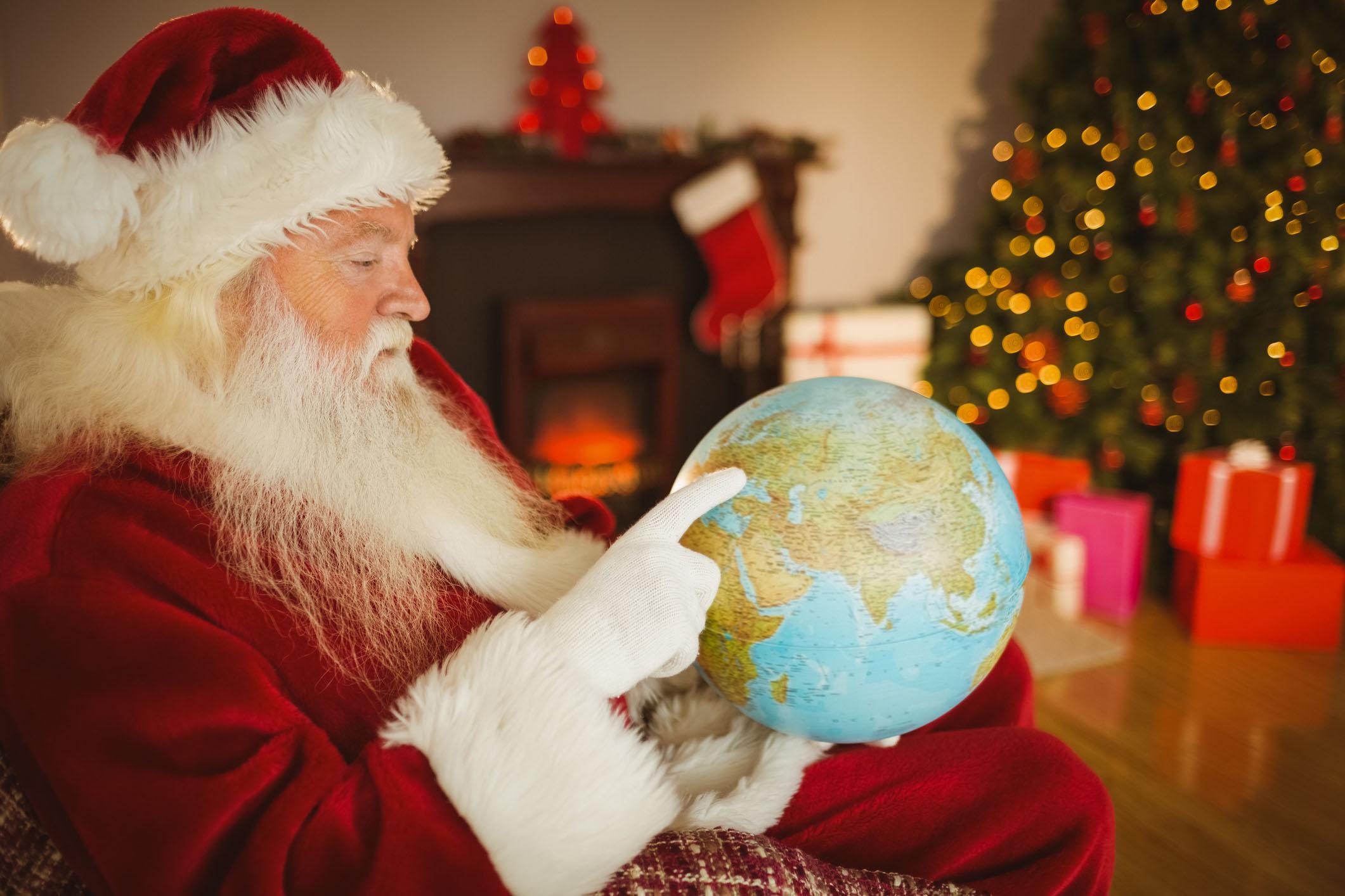 Wir zeigen dir, wie Weihnachten weltweit gefeiert wird