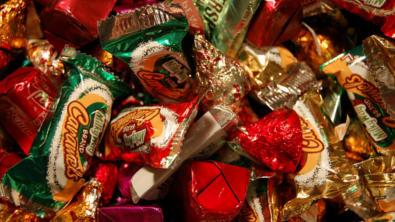 Bastelideen Weihnachtsteller