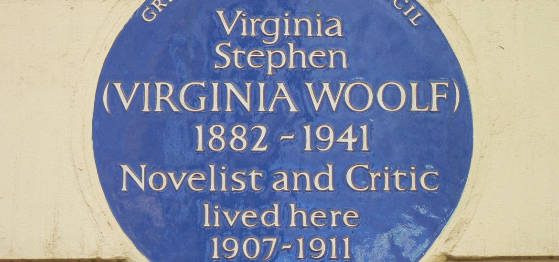 Virginia Woolf und ihre Werke