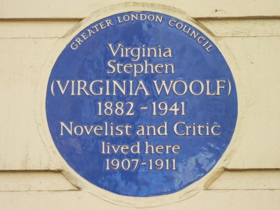 Wer war Virginia Woolf?