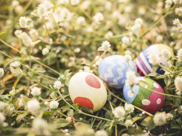 Frohe Ostern! – Die 5 gemeinsten Osterverstecke