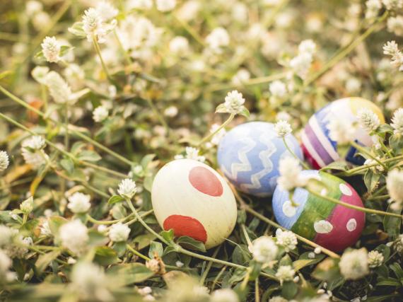 Frohe Ostern! - Die 5 gemeinsten Osterverstecke
