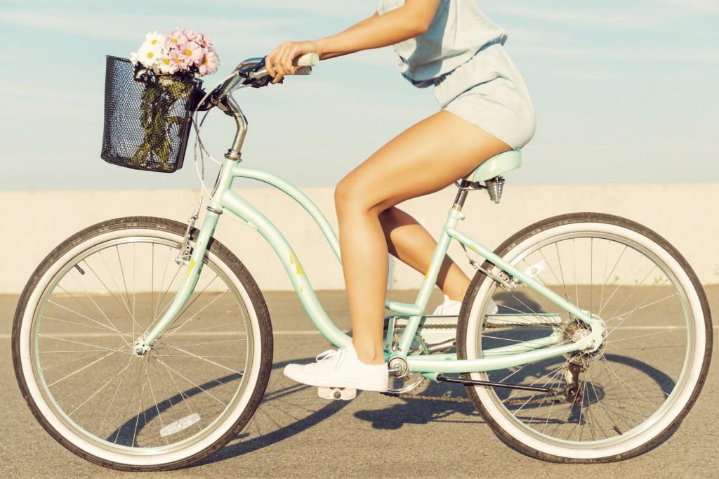 Tolle Frühlingsaktivitäten mit dem Fahrrad