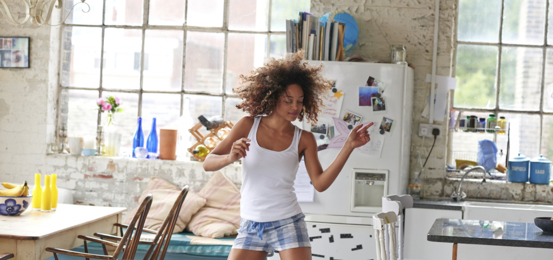 Tipps gegen Stress - Frust von der Seele tanzen