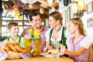 Oktoberfest mit Kindern