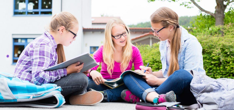 Klassenarbeiten in Deutsch mit Lösung