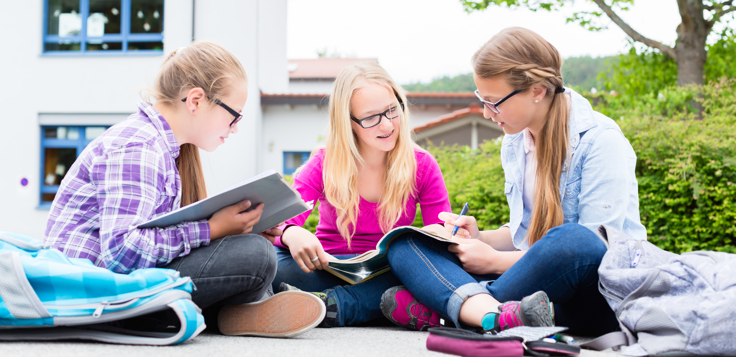10 Klassenarbeiten in Deutsch mit Lösung - wir machen dich fit!