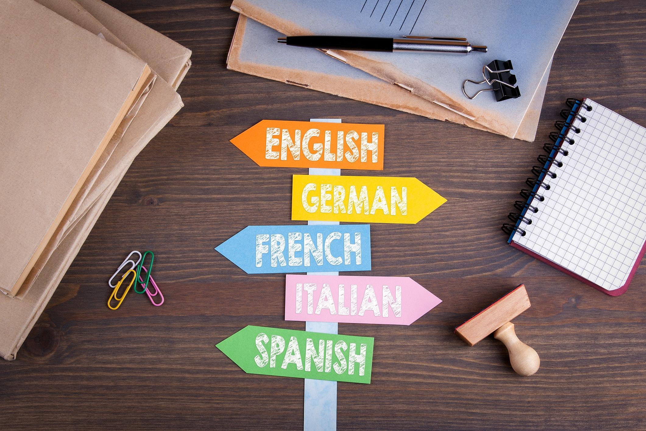 Fremdsprachen-Wettbewerb