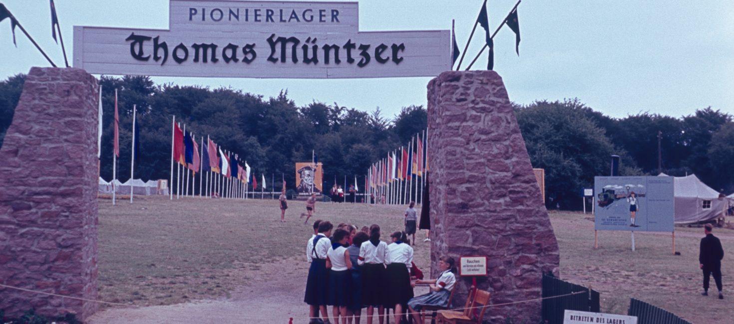 Das Schulleben der Kinder in der DDR