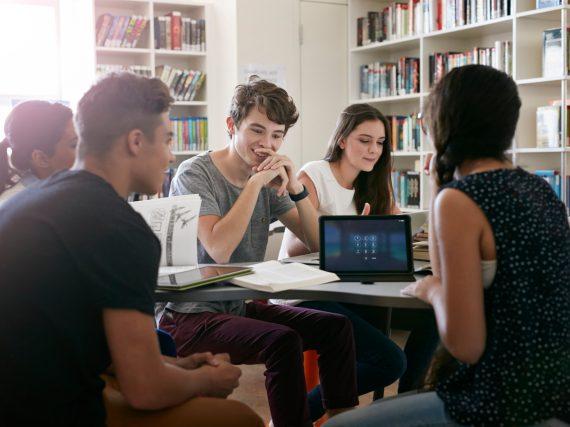 Gruppenarbeit in der Schule – 5 Tipps, wie sie funktioniert