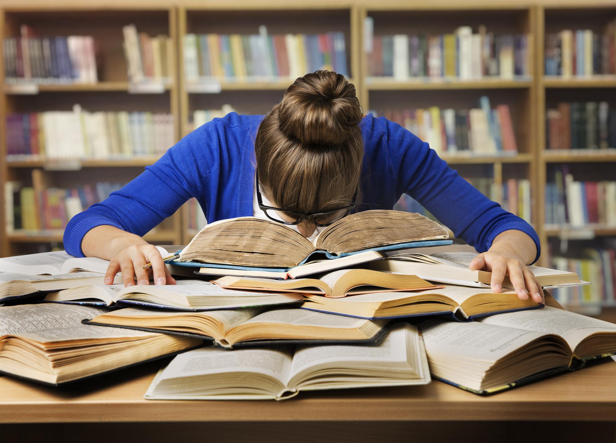 Lernen gegen schlechte Noten