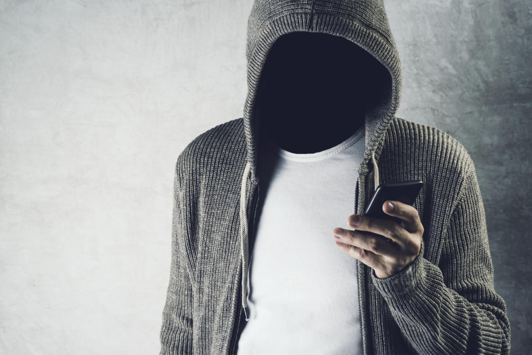 Gefahren im Internet: Anonymitaet