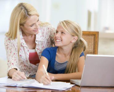 Online lernen und Gefahren im Internet vermeiden