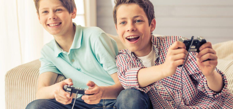 Computerspiele - Machen sie dumm und krank?