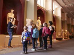 Mit diesen Tipps haben Kinder im Museum richtig Spaß