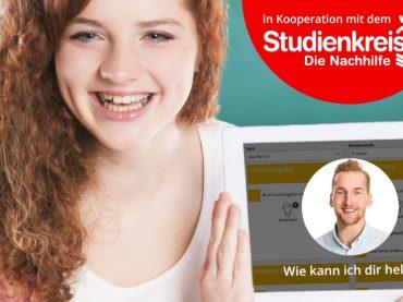 Mit Online-Einzelnachhilfe schnellstmöglich zu besseren Noten!