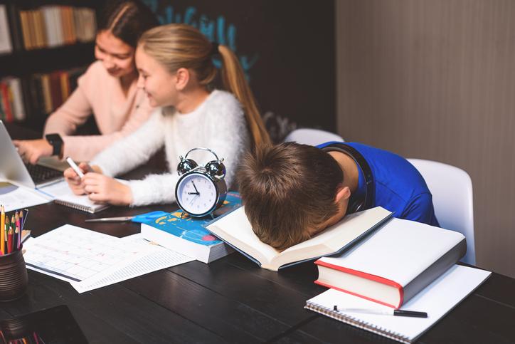 Studie digitales Lernen
