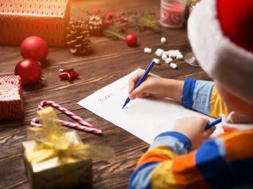 Weihnachtliche Deutschübungen für Schulkinder