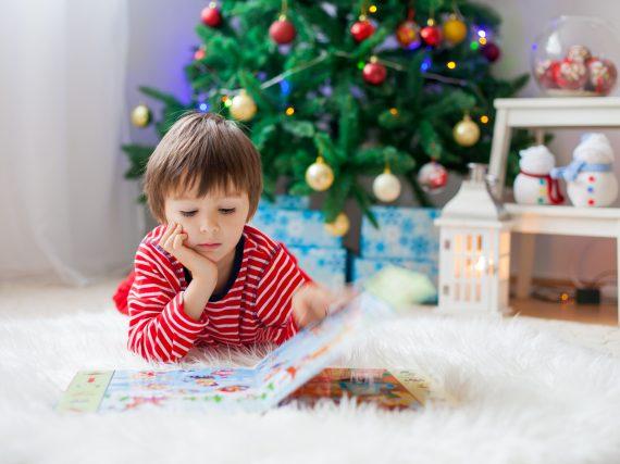 Weihnachtliche Englischübungen für Schulkinder